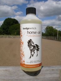 horse oil with sweet orange and peppermint 500ml