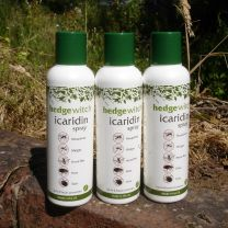 icaridin spray small bottle (150ml) refill
